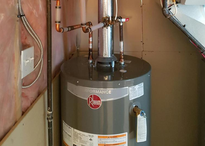 Enjoy Hot Water after Hot Water Tank Installation Services in Calgary